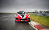 Lotus 3-Eleven 430 review action front