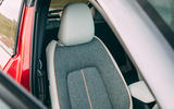 18 Mazda MX 30 2021 road test review front seats