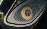 18 McLaren 620R 2021 road test review speakers