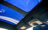 18 McLaren GT 2021 road test review sunroof