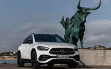 Mercedes-Benz GLA 2020 road test review - static