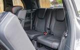 Mercedes-Benz GLB 2020 road test review - third row seats