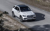 Mercedes-Benz GLE 2018 review - on the road nose