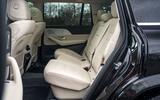 Mercedes-Benz GLS 2020 road test review - rear seats