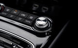 MG 5 SW EV 2020 Road test review - climate controls