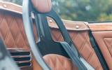 Morgan Aero GT 2018 review - seat details