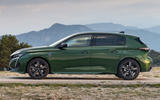 18 Peugeot 308 2021 first drive review static side