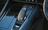 Peugeot 508 2018 road test review - centre console