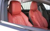 Peugeot 508 SW 2019 review - seat details