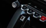 Peugeot e-208 2020 road test review - USB-C