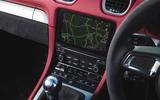 Porsche 718 Spyder 2020 road test review - infotainment