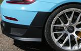 Porsche 911 GT2 RS 2018 road test review rear arch