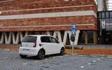 SKoda Citigo-e IV 2020 road test review - static rear