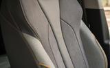 18 Skoda Enyaq IV 2021 RT front seat details