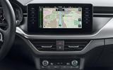 Skoda Kamiq 2019 road test review - navigation
