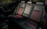 18 Suzuki Across 2021 road test review rear seats