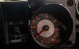 Suzuki Jimny 2018 road test review - dials