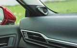 18 Toyota Mirai 2021 RT interior trim