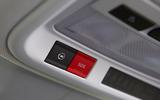 Vauxhall Grandland X Hybrid4 2020 road test review - SOS button