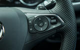 Vauxhall Insignia Sports Tourer GSI review stereo controls
