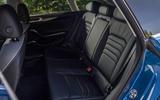 18 Volkswagen Arteon Shooting Brake 2021 RT rear seats