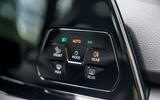 Volkswagen Golf 2020 road test review - light controls