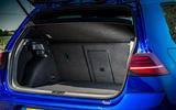 Volkswagen Golf R 2019 road test review - boot