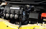 1.3-litre Honda Jazz hybrid engine