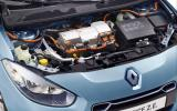 Renault Fluence ZE electric motor