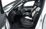 Citroën DS5 Hybrid4 interior