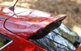 Ford Focus Zetec S rear spoiler