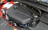1.6-litre Ecoboost Ford Focus Zetec S engine