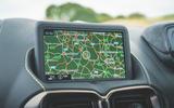 19 Aston Martin Vantage F1 2021 RT infotainment