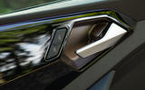 Audi A1 S Line 2019 road test review - door handles