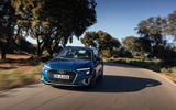 Audi A3 Sportback 2020 road test review - on the road front