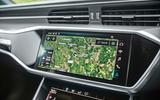 Audi A6 Avant 2018 road test review - infotainment