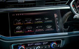 Audi RS Q3 Sportback 2020 road test review - infotainment