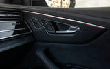 Audi RS Q8 2020 road test review - ambient lighting
