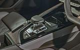 Audi S4 TDI 2019 road test review - centre console