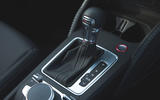Audi SQ2 2019 road test review - centre console