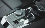 BMW 1 Series 118i 2019 road test review - centre console