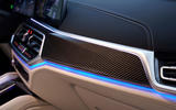 BMW X6 M50i 2019 road test review - ambient lighting