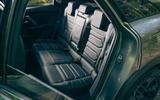19 Citroen C4 2021 RT rear seats