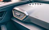 19 Cupra Leon Estate 2021 road test review interior trim