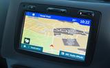 Dacia Duster 2018 road test review satnav