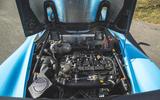 Dallara Stradale 2019 road test review - engine