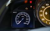 Ferrari 812 Superfast 2018 road test review digital dial