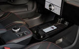 19 Ford Mustang Mach e 2021 RT centre console