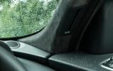Jaguar F-Pace SVR 2019 road test review - alcantara