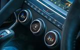 Jaguar E-Pace review climate control
